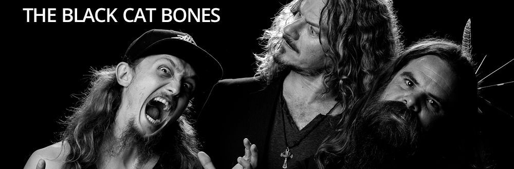 Joining this year's line-up is The Black Cat Bones, performing an acoustic 'deboned' set.